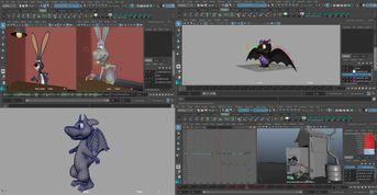 3D animator Showreel