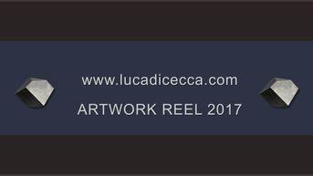 Artwork reel 2017
