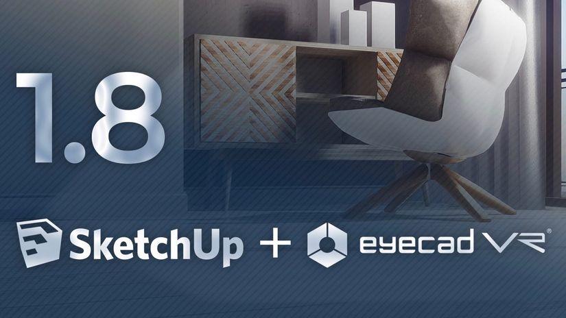 EYECAD VR 1.8