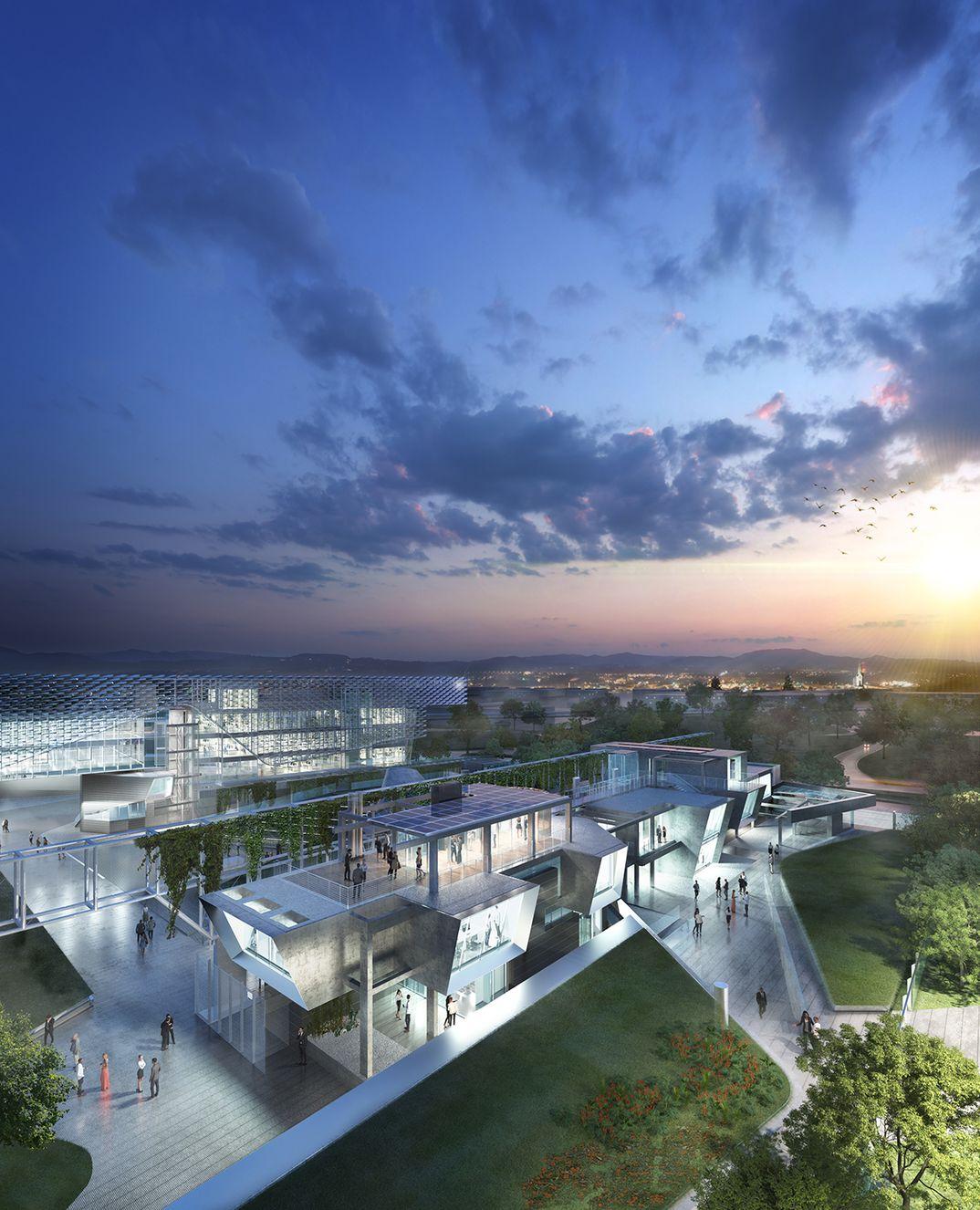 DIG 421 - Tesisquare Campus