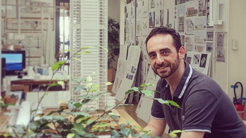 Intervista a Dionysios Tsagkaropoulos