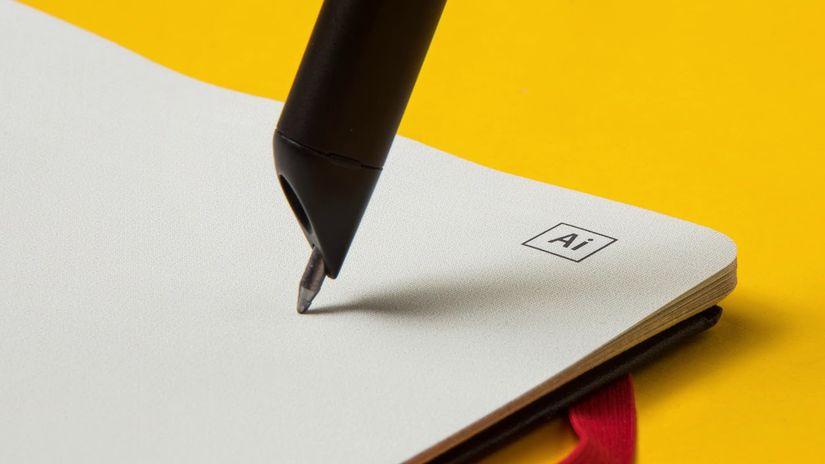 Adobe e Moleskine lanciano un nuovo taccuino per gli artisti digitali