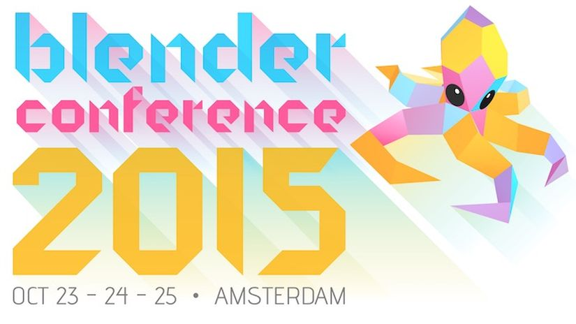 Blender Conference 2015 - video coverage