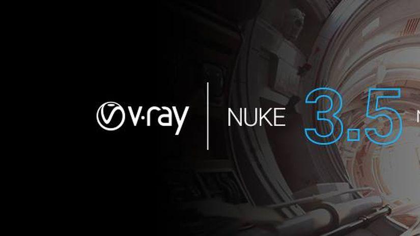 V-Ray 3.5 per Nuke