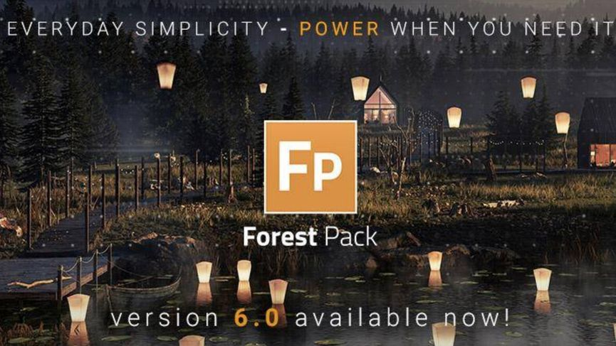 Itoo annuncia Forest Pack 6