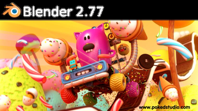 Blender 2.77