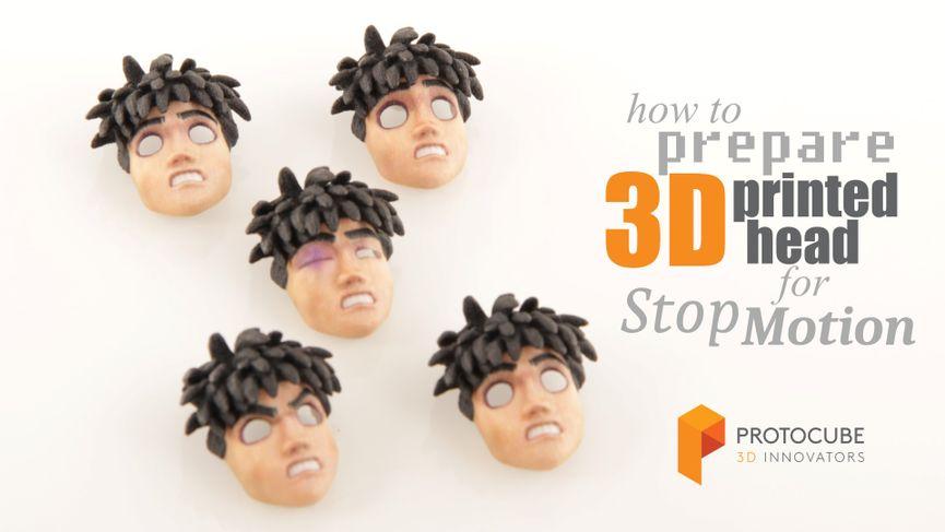 DDD 2015 - modellazione e 3d printing per la stop motion animation