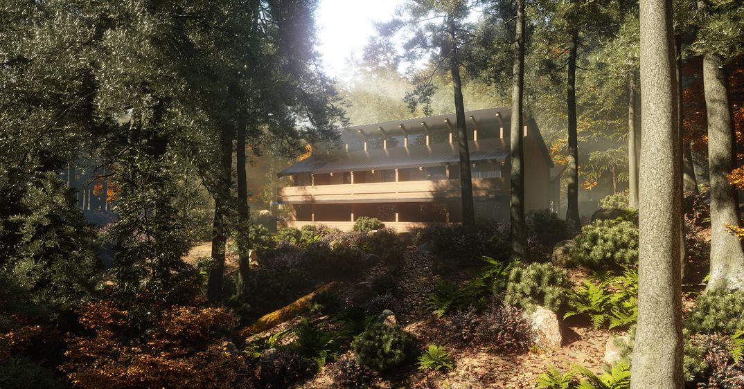 hillside house 02