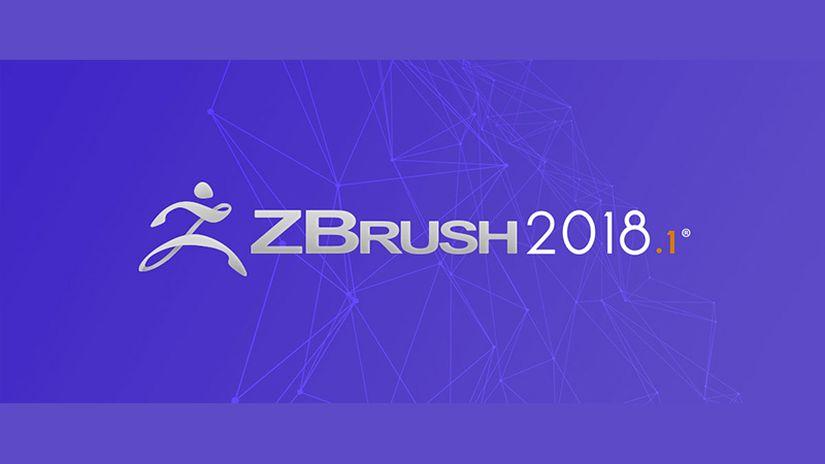 ZBrush 2018.1