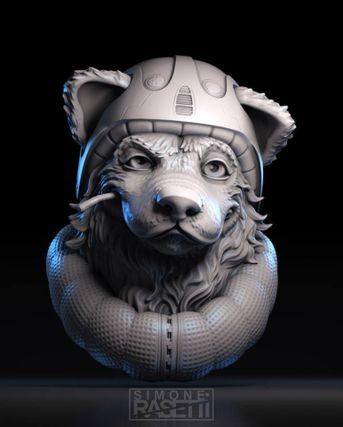 Wolf 3DPrint