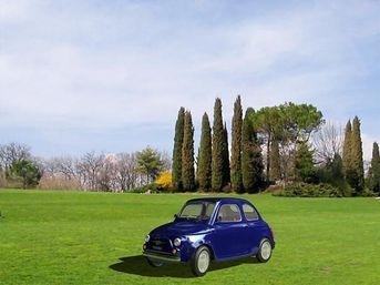 Fiat 500 - Fotoinserimento