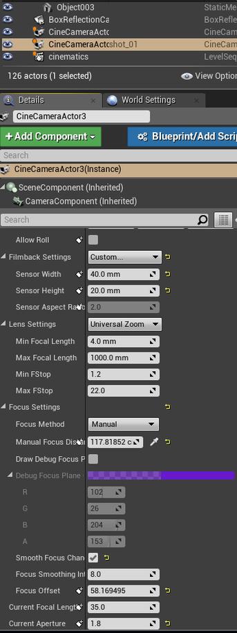 [WIP unreal engine 4.18] Interior scene