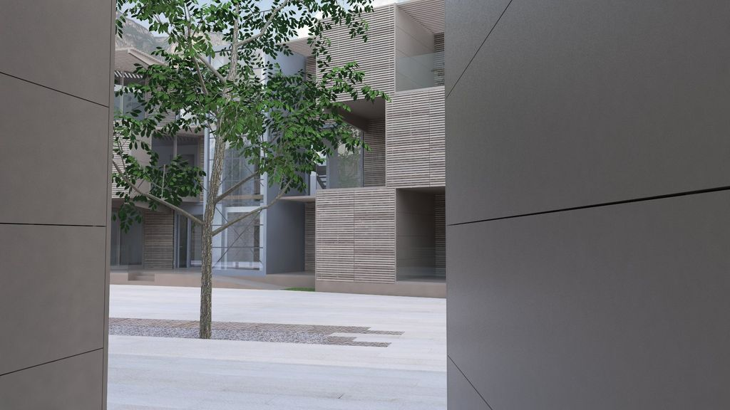 Edilizia sociale - Corso Architettura del legno