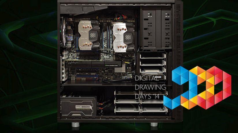 DDD 2014 - PROMO 3DWS e CHAOSGROUP
