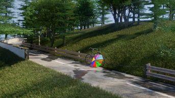 Strada di collina
