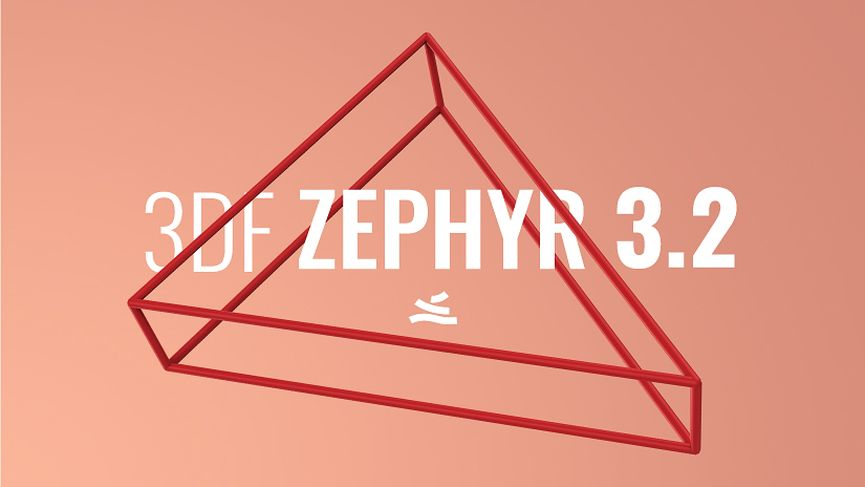 3DF Zephyr 3.2 & 3DF Zephyr Free