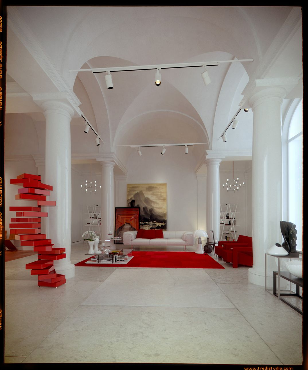 The Red Carpet Room