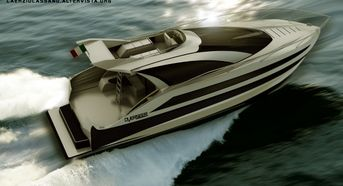 "Flybridge Yacht ""overseer"""
