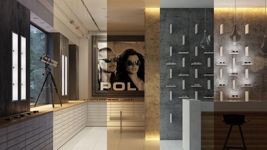 Lighting Design in Architectural Render - Prima parte