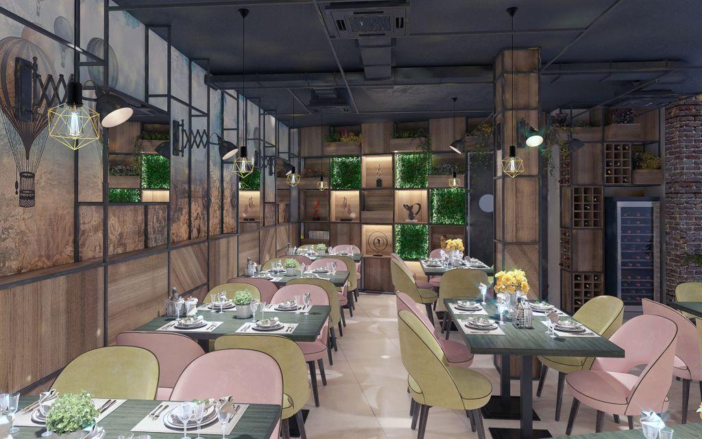 Sala Ristorante - Сала Ресторана