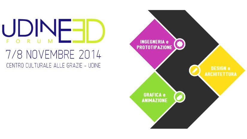 Quarta edizione dell'UDINE3D forum