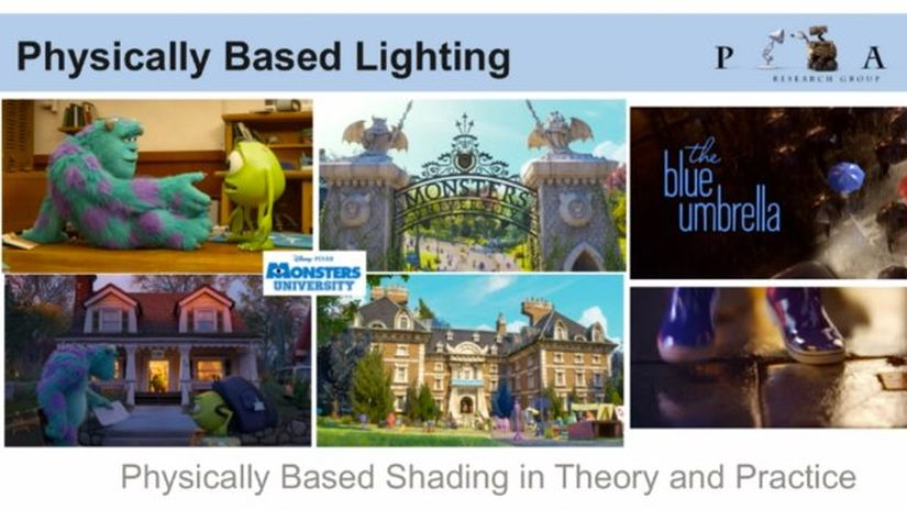 Pixar's Fast Lighting Preview con tecnologia NVIDIA