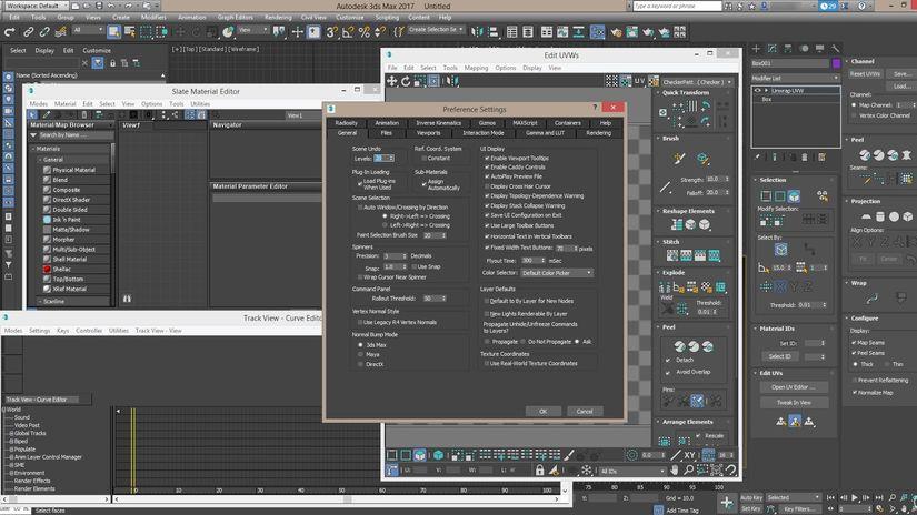 Autodesk 3ds Max 2017 - anticipazioni