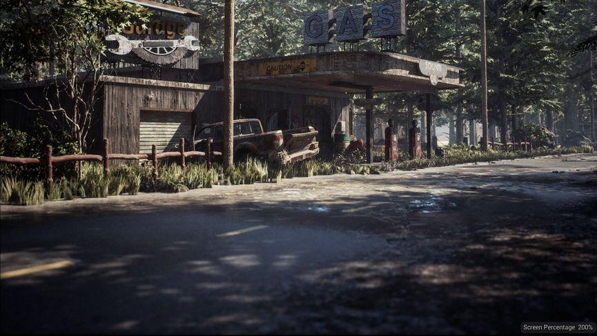 Come utilizzare Megascans e Unreal Engine per creare un environment