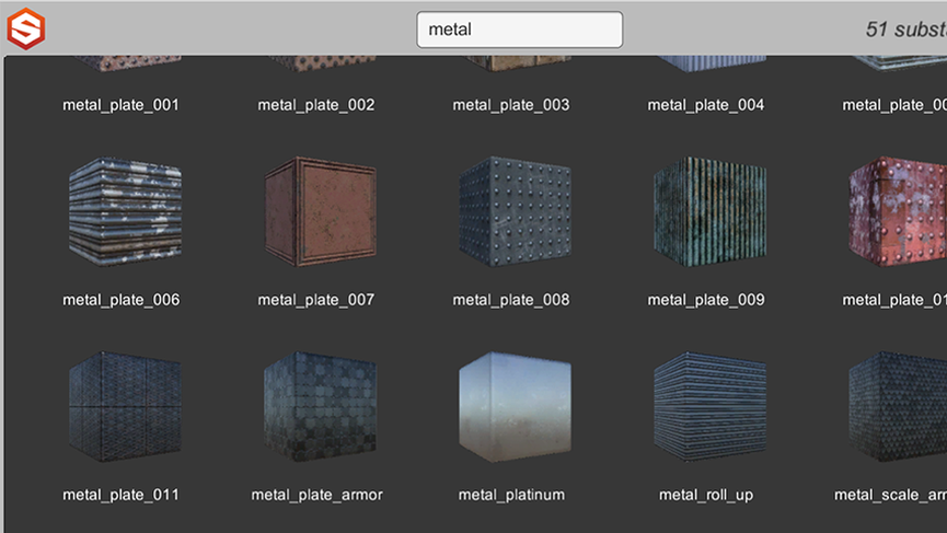 Substance Database 2.0 library