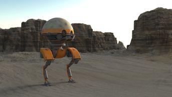 Robot Shell