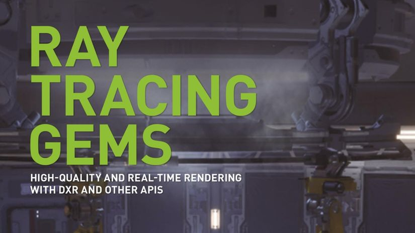 "L'eBook ""Ray Tracing Gems"" diventa gratuito"