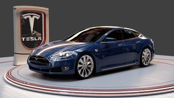 Tesla Model S (2016) + Download link
