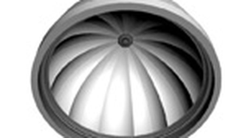 Modellazione Rapida Di Una Cupola A Spicchi