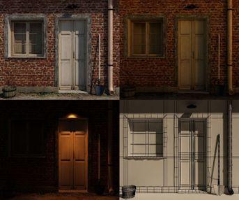 porta e finestra