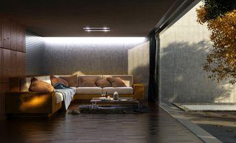 Opitcal Glass House By Hiroshi Nakamura