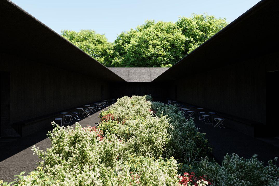 Peter Zumthor - Serpentine Pavilion