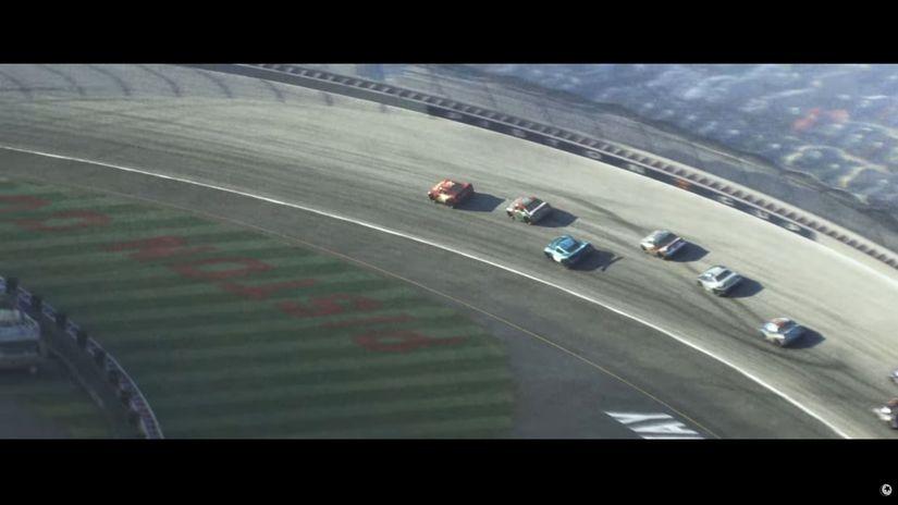 Cars 3 - Renderman RIS promette scintille