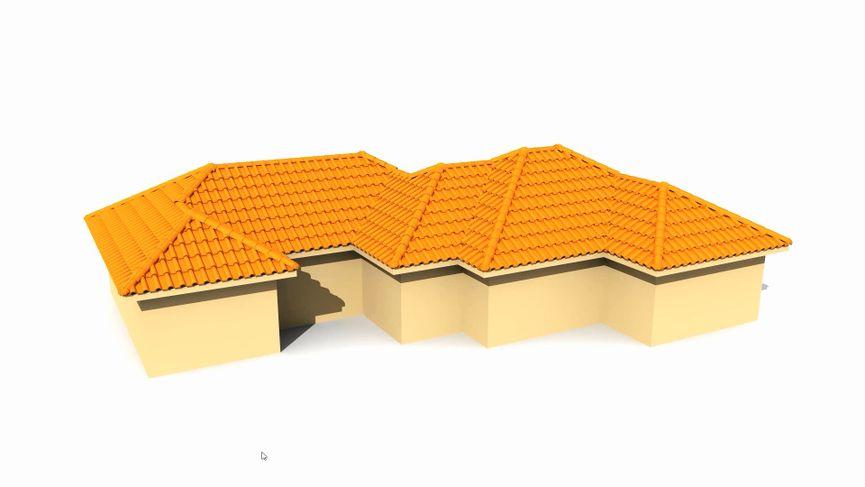 LWCad 5.5: Creare tetti con un click