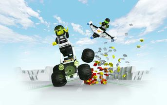 The Figitive - Lego Mode