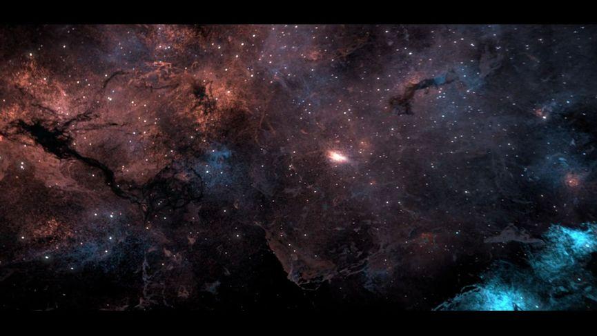 Into Deep Space: quando Houdini vola nello spazio