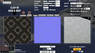 Texture and NormalMap Generator Online
