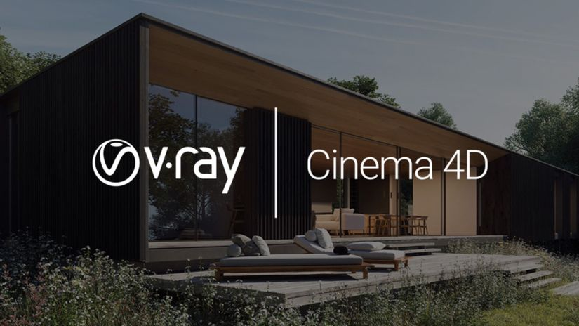 Chaos Group acquisisce V-Ray per Cinema 4D