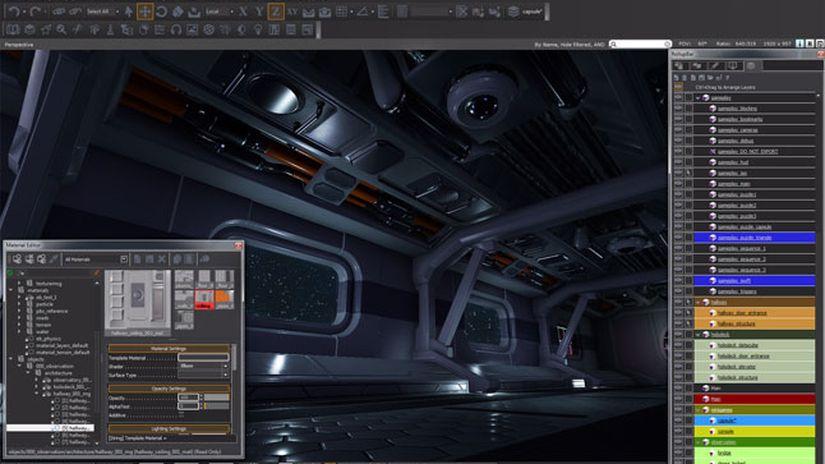 Amazon Lumberyard - un nuovo game engine free con il DNA di Crytek