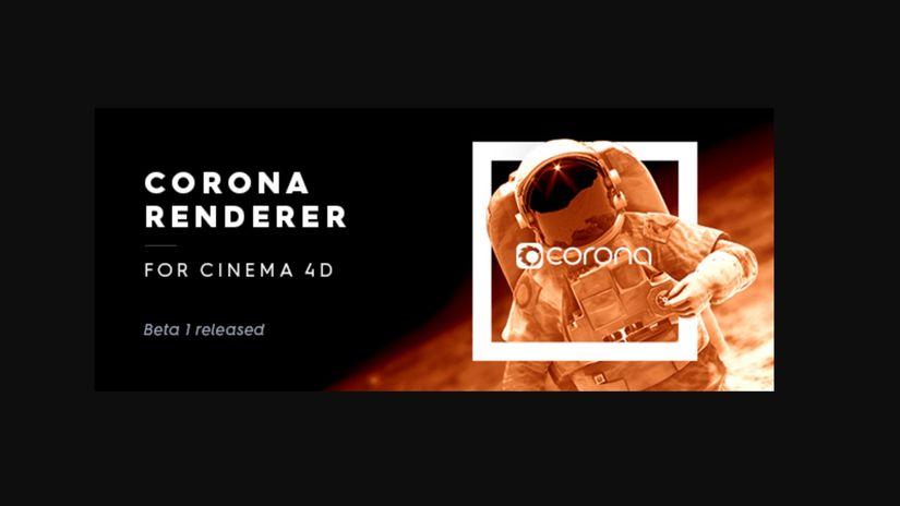 Annunciata la prima Beta di Corona Renderer per Cinema 4D