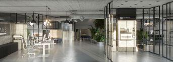 ufficio stile industriale