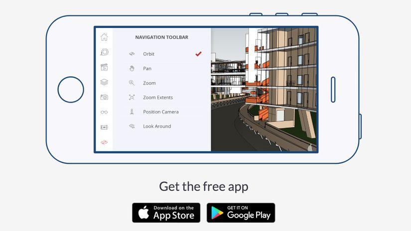 SketchUp Viewer mobile diventa gratuito