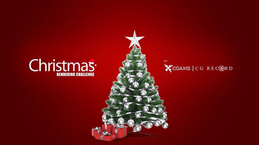 CGAxis & CGRecord Christmas Challenge