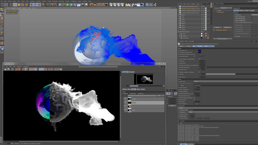 Krakatoa C4D 2.3.2