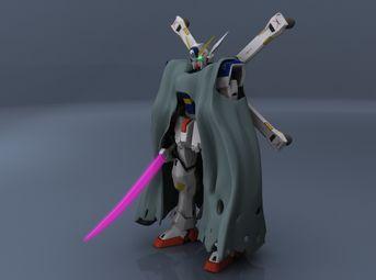 Gundam - Crossbone