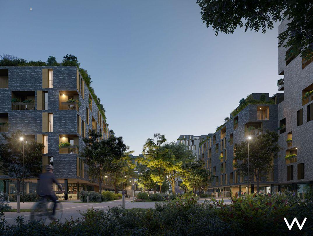 Winning Project C40 Reinventing Cities Crescenzago area: Green Between Urban Textures
